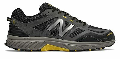New Balance Men's 510v4 Trail Shoes Grey with Black
