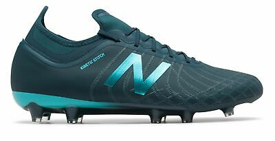 New Balance Low-Cut Tekela v2 Magia FG Soccer Cleat Mens Shoes Green with Blue