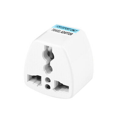 Universal US EU to UK 3 Pin Plug Converter Adaptor Travel Power Plug Adapter HOT
