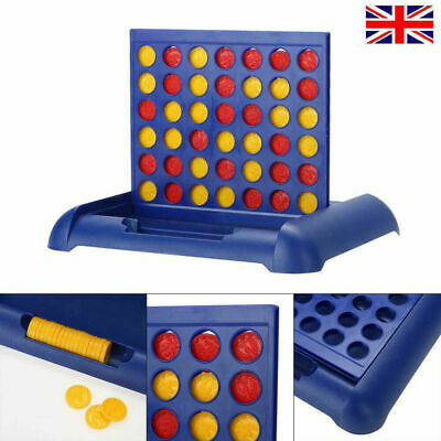Giant Connect Four 4 In a Row Family 4 In A Line Board Game Educational Toy Gift