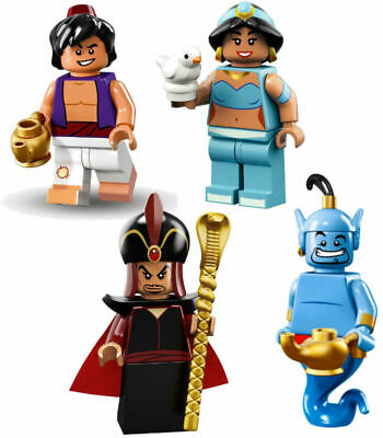 #05 Disney Series LEGO Collectible MiniFigure Genie Sealed Pack!
