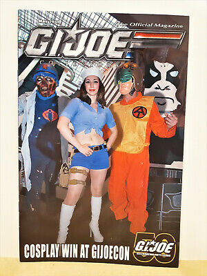 G.I. Joe Gijoe Collectors Club Official Magazine May 2014
