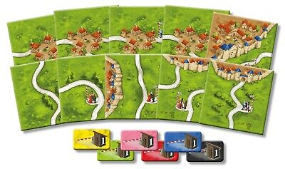 Carcassonne - The Tollkeepers / Die Zollner - Mini Expansion - Sealed
