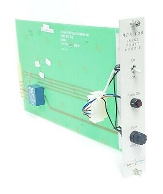 Hathaway Process 309180 Power Input Pcb Rps-100 509180