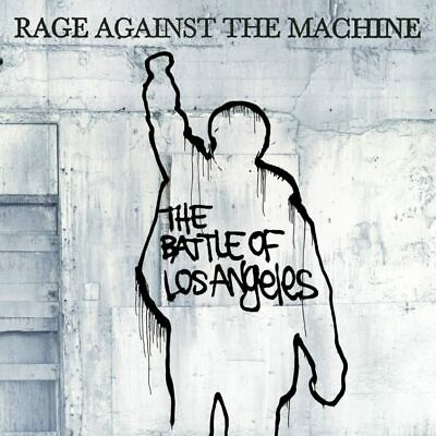 Rage Against The Machine - The Battle Of L.a. - Lp Reissue Vinyl New Sealed 2018