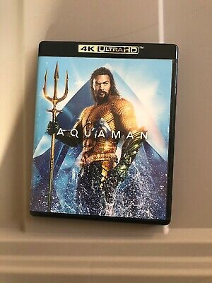 Aquaman (4K Ultra HD Blu-ray Disc, 2019)