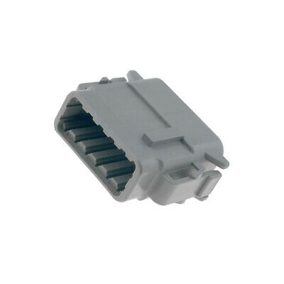 S-DTP06-2S Connector wire-wire DTP plug female Size12 2-4mm2 PIN2 DEUTSCH