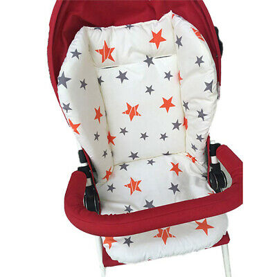 Cotton Padded Baby Stroller Cotton Pad Dining Chair Cushion Trolley Universal US