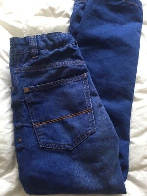 NEXT AGE 9 YEARS Boys Jeans Regular Fit Hardly Worn