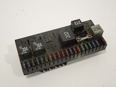 Audi 80 B4 Cabriolet Fuse and Relay Board  443941822A