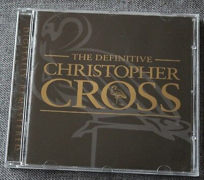 Christopher Cross, the definitive - best of, CD remastered