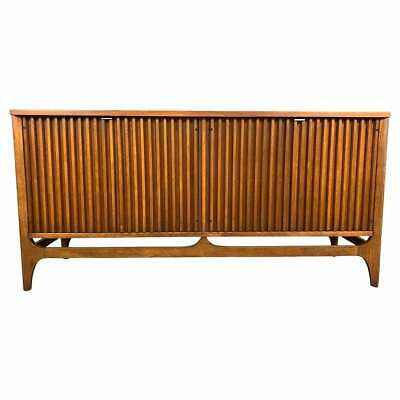 Broyhill Brasilia Credenza (room divider base) finished on all sides  very rare