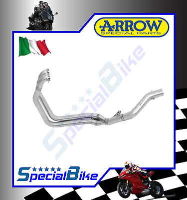Arrow Racing Collectors Bmw F 800 Gs 2008 > Stainless Steel Header Pipes