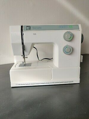 Bernette 705 Sewing Machine With Pedal Works