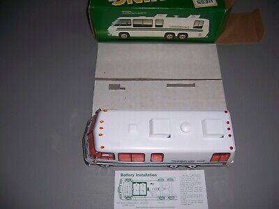 1980 Hess Training Van Vintage Collectible Hess Truck Rare Untouched Condition