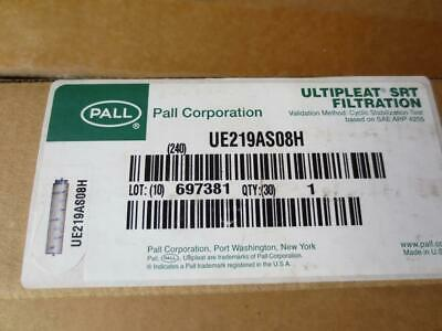 Brand New PALL Filter~ UE219AS08H~ Ultipleat SRT Filtration