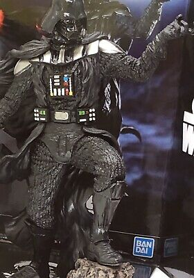[FROM JAPAN]DARTH VADER BANDAI Authentic GOUKAI Series Brand New
