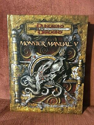 Dungeons & Dragons Monster Manual V