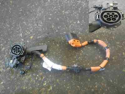Renault Zoe 2012-2016 Battery Charging Port Cable Wire Harness 296950307R