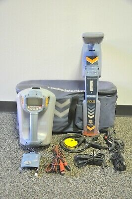 SPX Radiodetection RD8100 PDLG & TX-10 Pipe & Cable Fault Locator