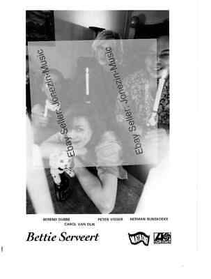 Bettie Serveert 8x10 official promo publicity press photo  -   Free US Shipping
