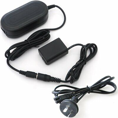 AC Adapter AC-PW20 + DC Coupler Replacement for NP-FW50 battery For Sony Cameras