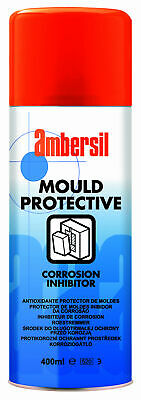 Ambersil 31545 Oily Anti-Corrosion Treatment /w Light Amber Dye 400Ml