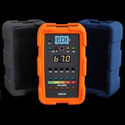 EDI Meter EMF Temperature Humidity Vibration Pressure Data Logger Ghost Hunting