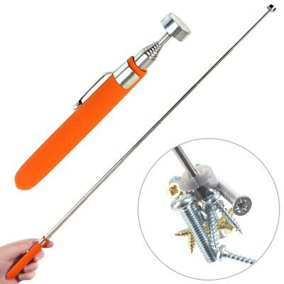 """EXTENDING MAGNETIC PICKUP TOOL PICK UP TO 4.5KG POWERFUL MAGNET EXTENDS TO 25/"""""""