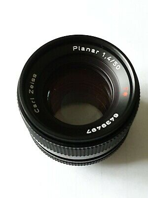Carl Zeiss Planar 1.4 / 50mm Near Mint T*  (5)