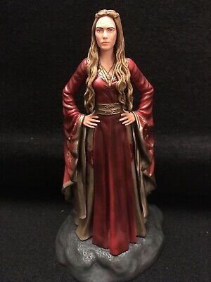 Game of Thrones Cersei Baratheon Dark Horse Deluxe Figure Boxed UK