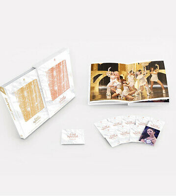TWICE [FEEL SPECIAL] MONOGRAPH 150 page Photo Book+9ea Photo Card K-POP SEALED
