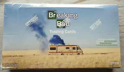 Breaking Bad Cryptozoic Hobby Box 2014 Trading Cards Trading Cards