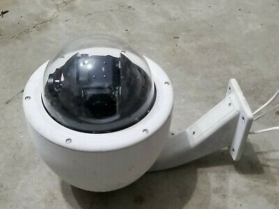 GE DI-XP2-VFA3 CCTV Outdoor Dome Camera (USED)