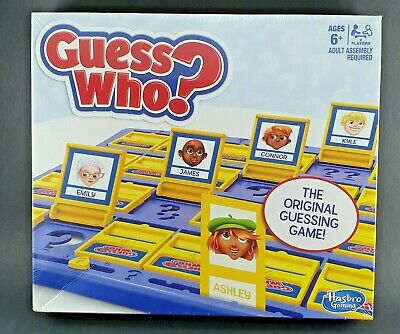 Guess Who? Board Game For PreSchool Kids Children Fun Toy – Hasbro
