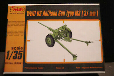 Neu CMK 129-ML80405 German 5 cm Fortress Cannon