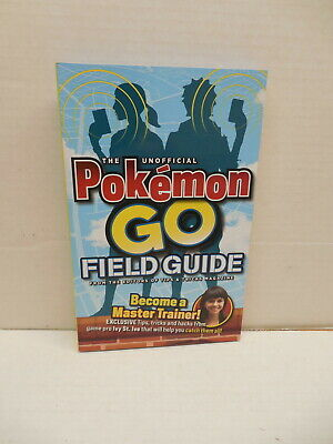 Pokemon Go Field Guide Book Master Trainer Tip Tricks Hacks Catch Them All