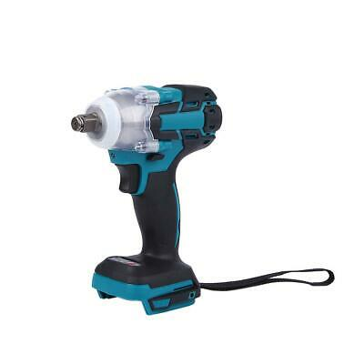"Cordless Brushless Impact Wrench 18V 520Nm 1/2"" For Makita Battery DTW285Z"