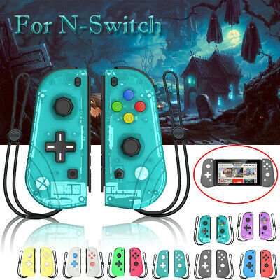 JoyCon Controller Left & Right Replacement Joypad Game handle for N-Switch Hands
