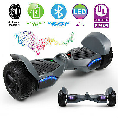 8.5'' Hummer All Terrain Bluetooth Hoverboard Self Balance Scooter UL2272 no bag