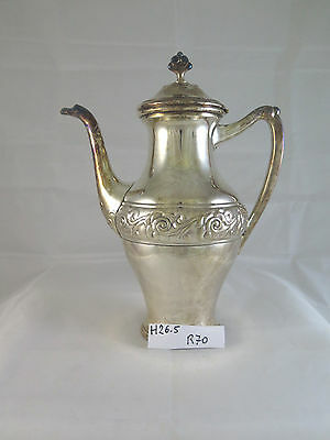 Antique Teapot Coffee Maker Sheffield Denmark First Movecento Marked R70