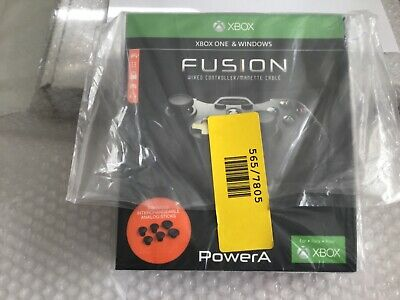 PowerA Fusion Wired Controller - for Xbox One & Windows - New & Sealed