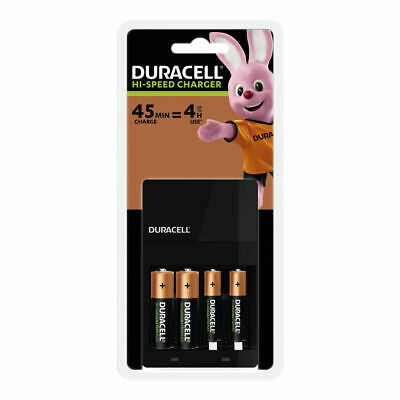NEW! Duracell Multi Charger Charges up to 8 Batteries at once 75044676