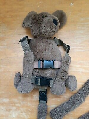 Toddler safety backpack with lead,  toddler harness