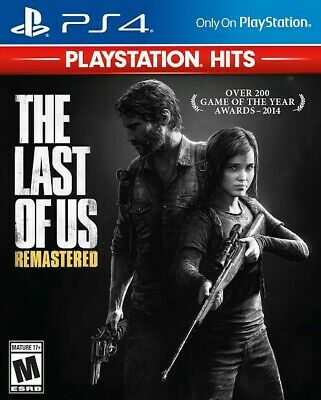 the LAST OF US Hits PS4 BRAND NEW Fast Delivery CHEAPEST