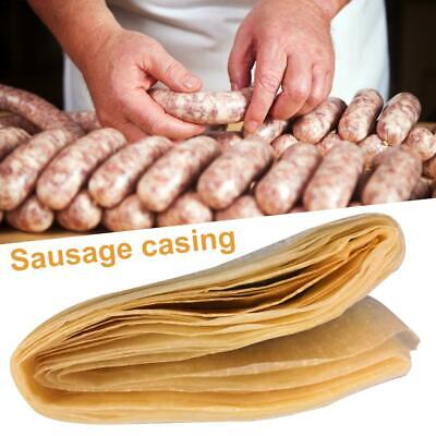 Edible Drying Sausage Casing For Flavorous Sausages Ham Hot Dog Roast Sausage