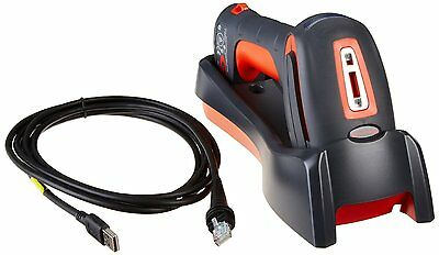 NEW Honeywell Granit 1911i USB Barcode Scanner Kit + Cradle (1911IER-3USB-5) US