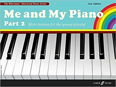 Me and My Piano: Part 2 [Me and My Piano] Paperback Book NEW