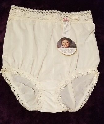 OLGA WITHOUT A STITCH WITH LACE BRIEF PANTIES PLUS SIZE 9//2XL 3 PR # 23367J