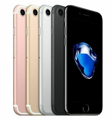 Apple iphone 7 32GB 4G LTE (T-mobile/Mint Mobile) A + Free 3 Months Service Plan